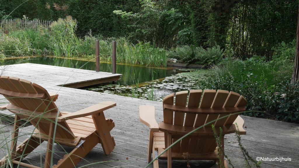 natuurlijke zwemvijver ontwerp natuurbijhuis