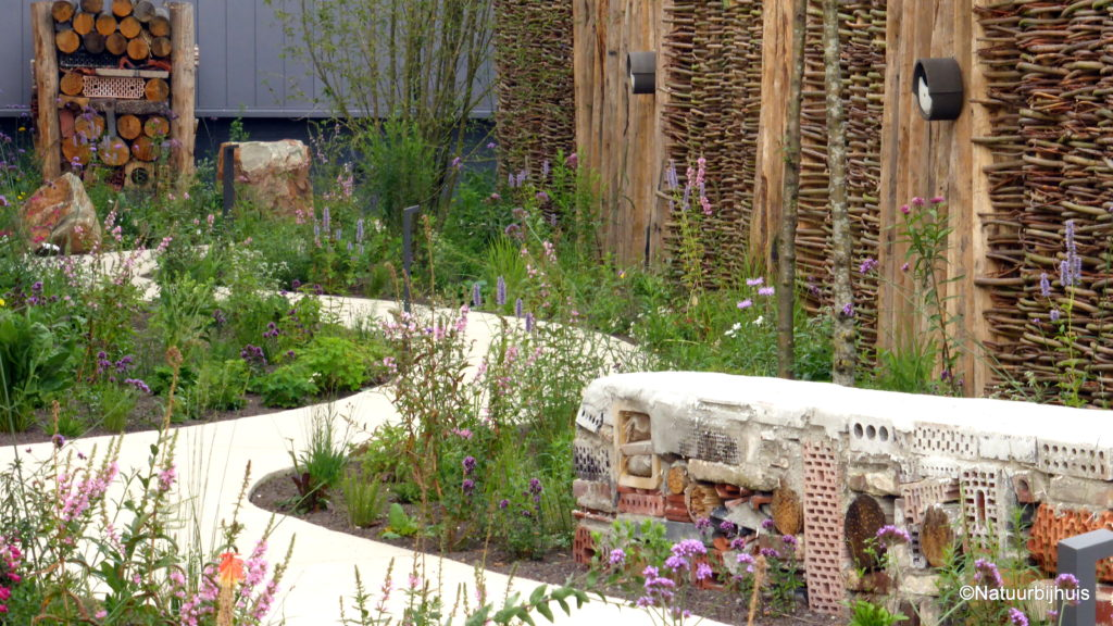 ecological company garden insecthotel