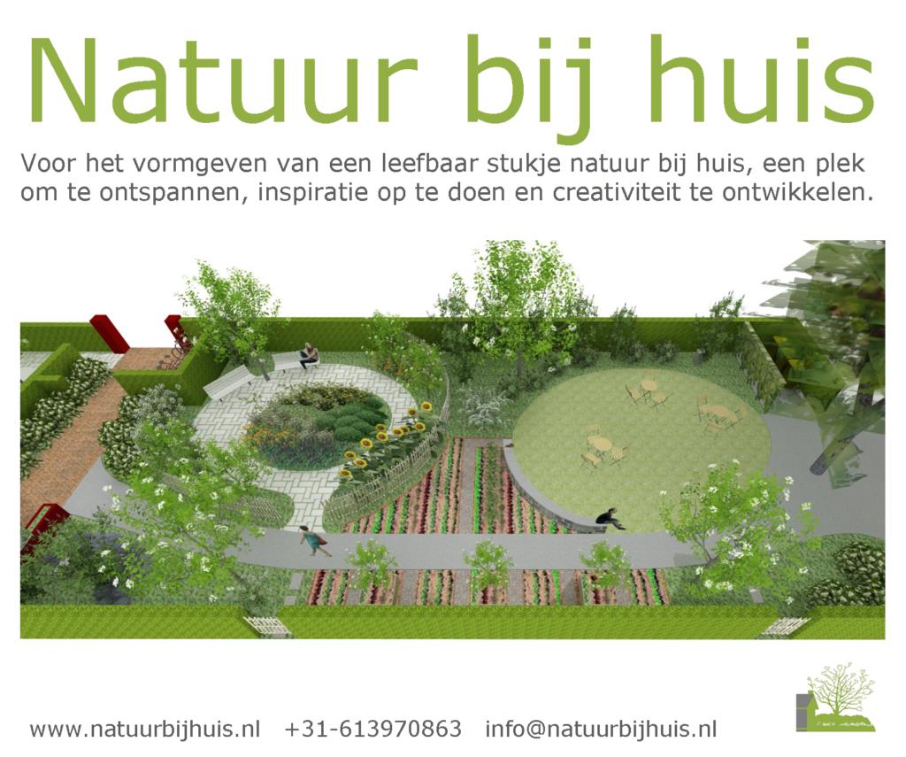 gezamenlijke tuin CPO ontwerp