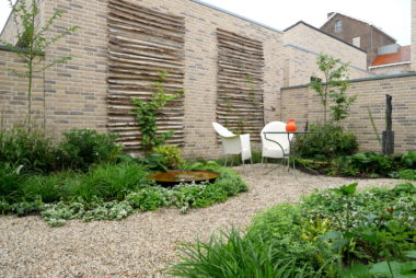 natuurbijhuis tuinontwerp patio