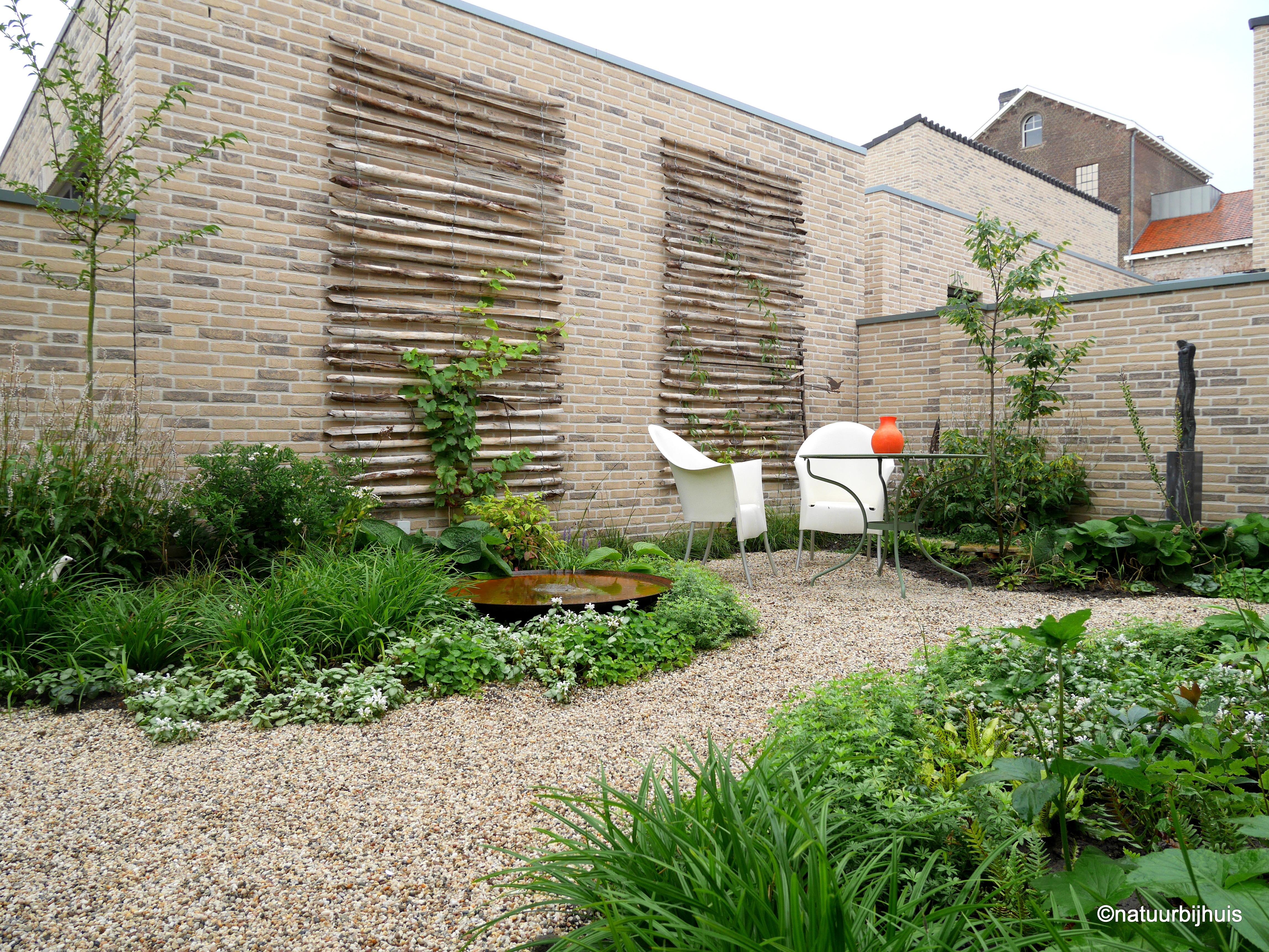 Heuvelachtig Tuin Ontwerp : Tuin ontwerp huis de tuin in huis bertram terpstra