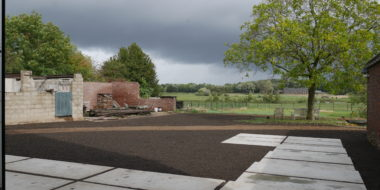 erfinrichting tuinontwerp tuinaanleg natuur bij huis